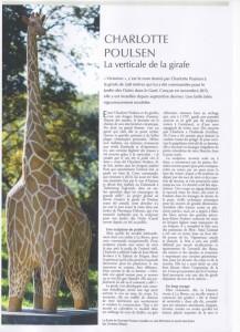 La Revue de la Céramique et Verre  nov 2014 page 1